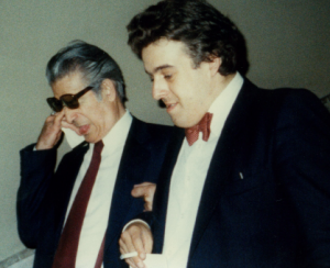 Antoine and  Franco Ferrara Bruckner 7