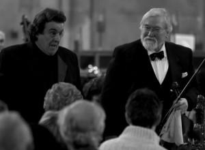 Antoine Mitchell and Jeremy Ballard leader of Oriflamme, 2012