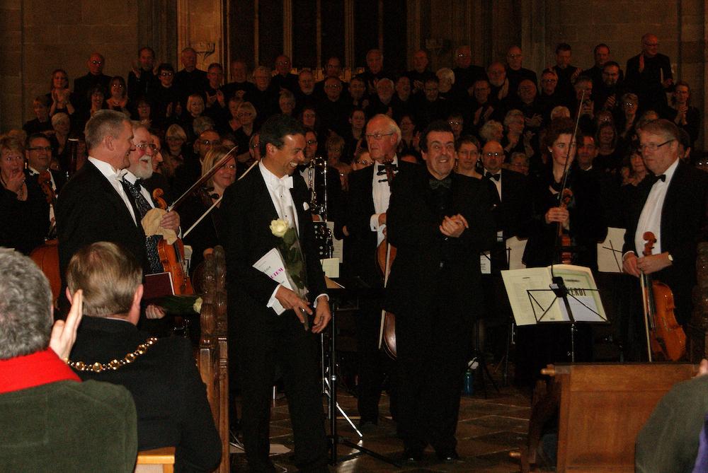Oriflamme and Coventry Philharmonic Choir, Verdi Requiem, 2014