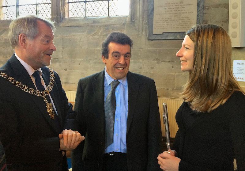 Oriflamme Warwick Mayor 2014 1 lowres