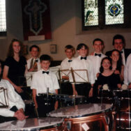 Percussion Group, Britten's Noyes Flude